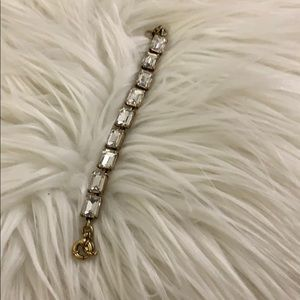 J.Crew Crystal Bracelet